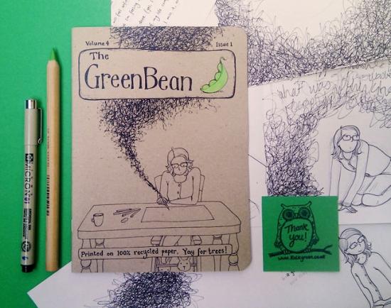 Green Bean Volume 4 Issue 1